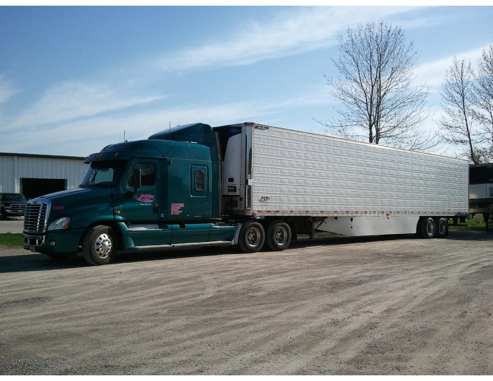 Trucking and Transportation Company - CST Lines, Inc, Green Bay, WI